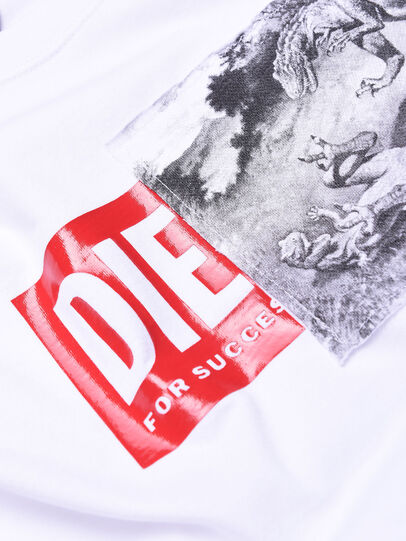 Diesel - TJUSTXH,  - T-shirts e Tops - Image 3