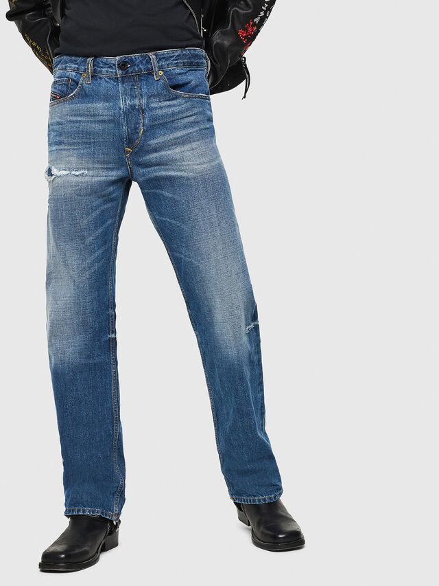 Diesel - D-Kodeck 080AH, Blu medio - Jeans - Image 1
