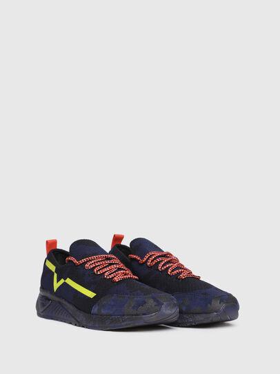 Diesel - S-KBY, Blu/Nero - Sneakers - Image 2