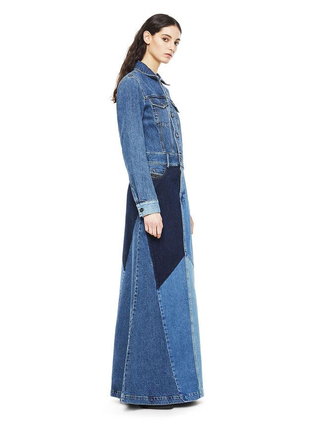 Diesel - DINAP, Blu Jeans - Vestiti - Image 3