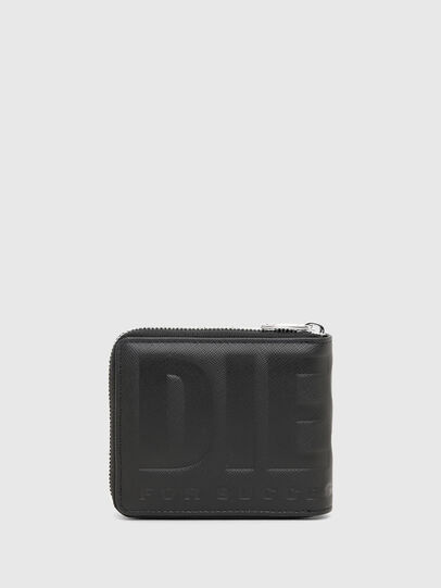 Diesel - HIRESH XS ZIPPI, Nero - Portafogli Con Zip - Image 2