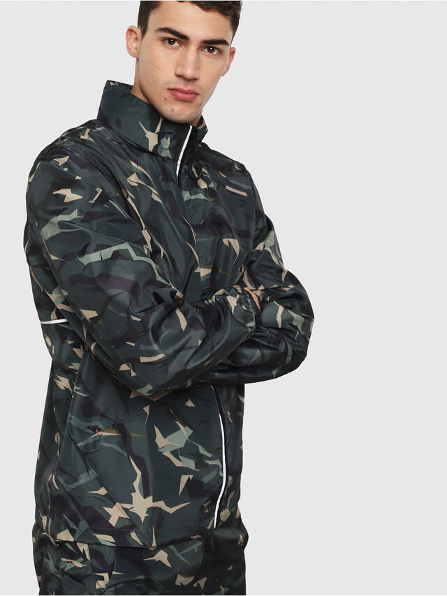 Diesel - BMOWT-WINDSEA-P, Verde Camo - Out of water - Image 1