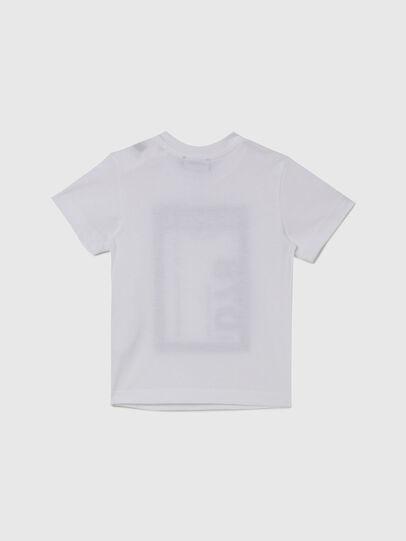 Diesel - TFULL78B, Bianco - T-shirts e Tops - Image 2