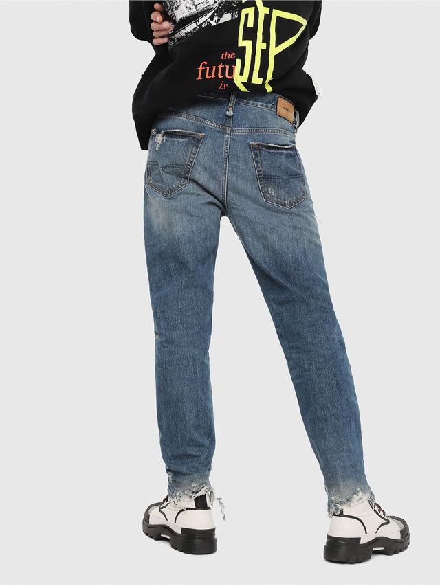Diesel - Mharky 080AH, Blu medio - Jeans - Image 2