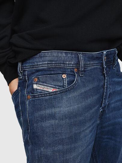 Diesel - Waykee 082AZ, Blu Scuro - Jeans - Image 3