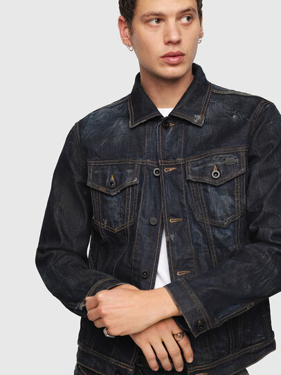 Diesel - CL-NHILL,  - Giacche in denim - Image 3