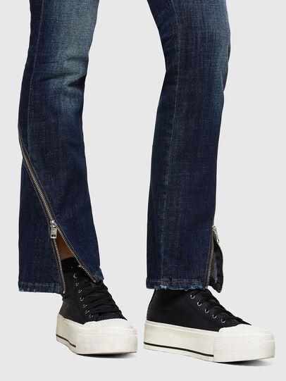 Diesel - D-Ebbey 009SC, Blu Scuro - Jeans - Image 4