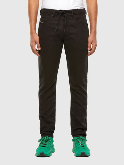 Diesel - Thommer JoggJeans® 069NC, Nero/Grigio scuro - Jeans - Image 1