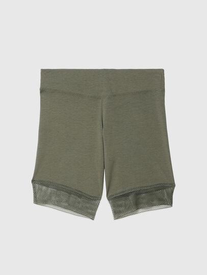 Diesel - UFLB-FAUSTMESH, Verde Militare - Pantaloni - Image 1