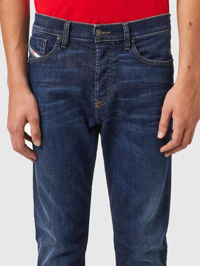 Diesel - D-Fining 009ZU, Blu Scuro - Jeans - Image 3