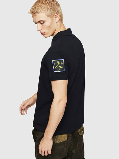 Diesel - T-POLO-PATCHES,  - Polo - Image 2