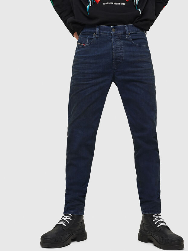Mharky 0078D, Blu Scuro - Jeans