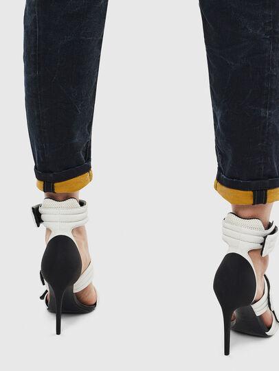 Diesel - FAYZA JoggJeans® 069MD, Blu Scuro - Jeans - Image 4