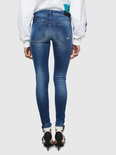 Diesel - Slandy 009IG, Blu medio - Jeans - Image 2