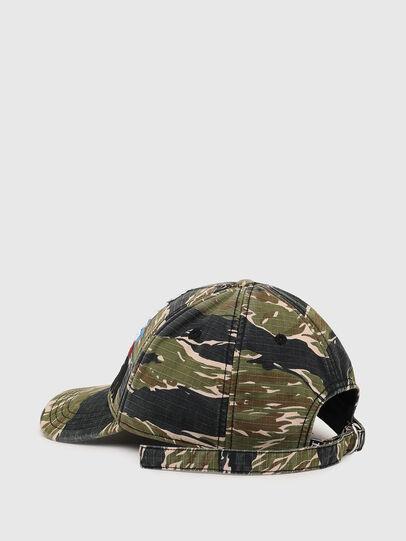 Diesel - C-RIPCA, Verde Militare - Cappelli - Image 2