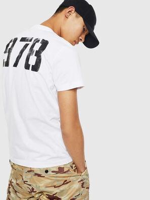 T-DIEGO-S2, Bianco - T-Shirts