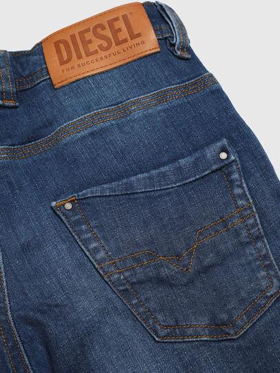 Diesel - PROOLI-N, Blu medio - Shorts - Image 3
