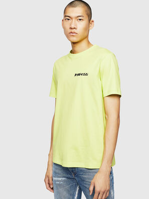 T-JUST-B31, Giallo Fluo - T-Shirts