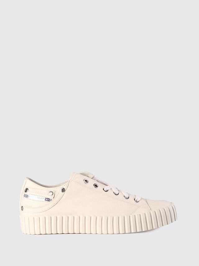 Diesel - S-EXPOSURE CLC W, Bianco - Sneakers - Image 1