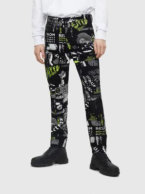 D-Vider 009BC, Nero - Jeans