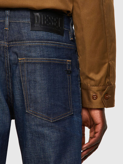 Diesel - D-Fining 09A48, Blu Scuro - Jeans - Image 3