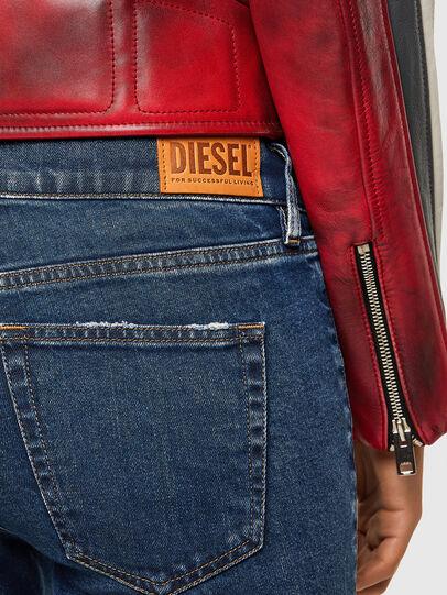 Diesel - D-Ebbey 009NV, Blu Scuro - Jeans - Image 4