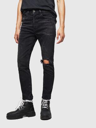 D-Eetar 069DV, Nero/Grigio scuro - Jeans