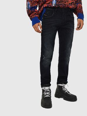 D-Bazer 0679R, Nero/Grigio scuro - Jeans