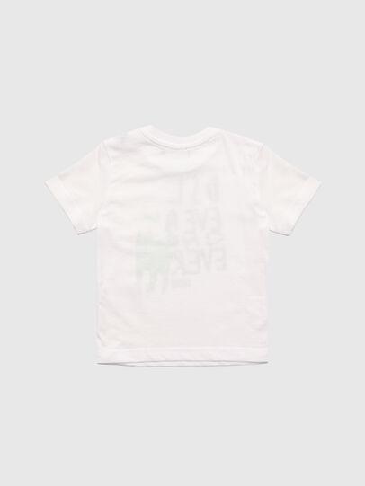 Diesel - TORTUB, Bianco - T-shirts e Tops - Image 2