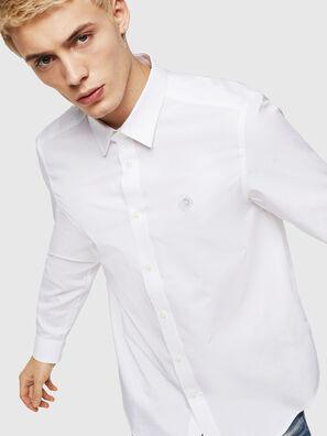 S-BILL, Bianco - Camicie