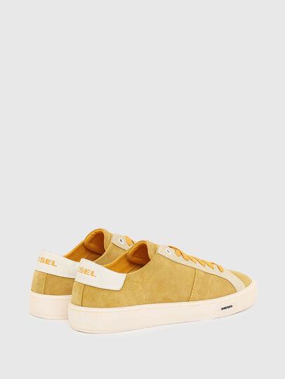 Diesel - S-MYDORI LC, Giallo - Sneakers - Image 3