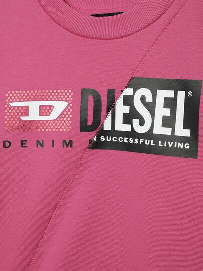 Diesel - SGIRKCUTYB-FL-R, Rosa - Felpe - Image 3