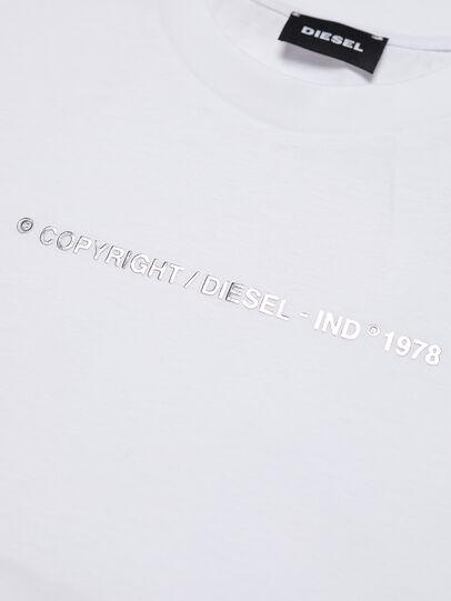 Diesel - TSOLY, Bianco - T-shirts e Tops - Image 3
