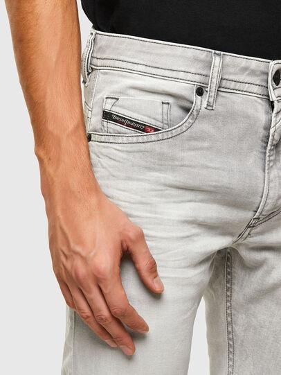 Diesel - Thommer 069RP, Grigio Chiaro - Jeans - Image 3