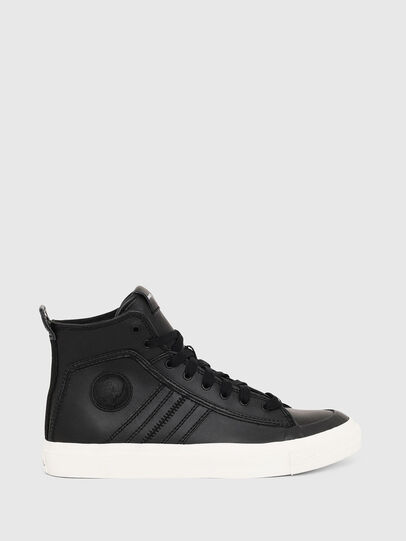 Diesel - S-ASTICO MID LACE, Nero - Sneakers - Image 1