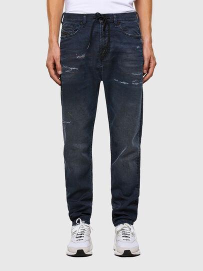 Diesel - D-VIDER JoggJeans® 069QH, Blu Scuro - Jeans - Image 1
