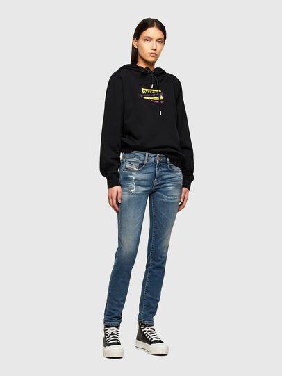 Diesel - D-Ollies JoggJeans® 069UW, Blu medio - Jeans - Image 5
