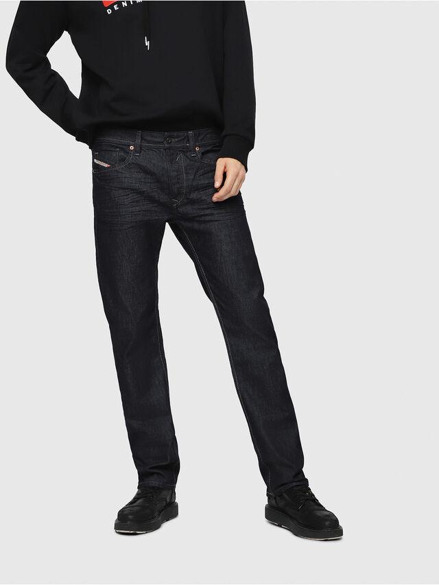 Diesel - Waykee 0088Z, Blu Scuro - Jeans - Image 1