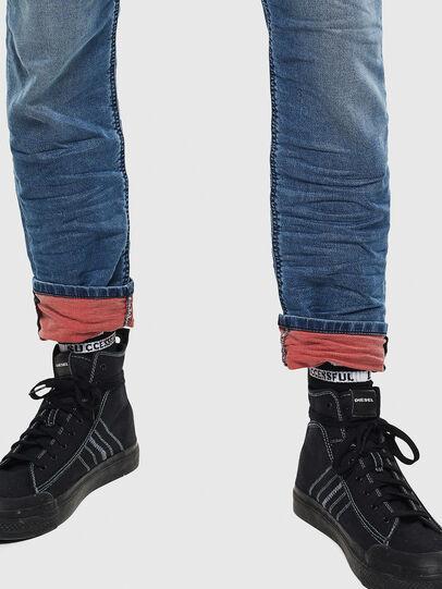 Diesel - Krooley JoggJeans 069MA, Blu medio - Jeans - Image 4