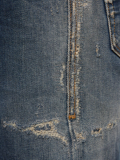 Diesel - Thommer 009KF, Blu medio - Jeans - Image 4