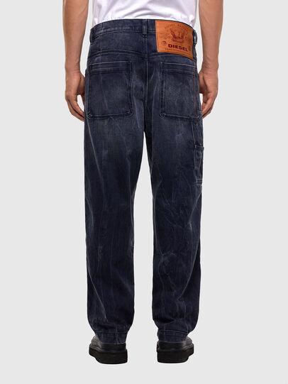 Diesel - D-Franky 009IY, Blu Scuro - Jeans - Image 2