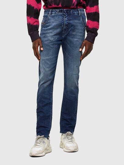 Diesel - Krooley JoggJeans® 069SL, Blu Scuro - Jeans - Image 1
