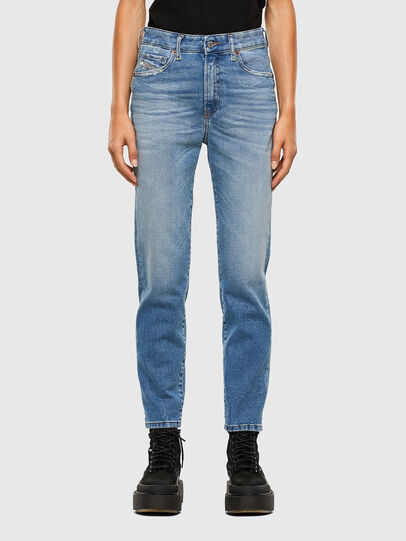 Diesel - D-Joy 009EU, Blu Chiaro - Jeans - Image 1