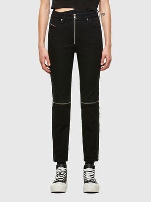 D-Joy 0688H, Nero/Grigio scuro - Jeans