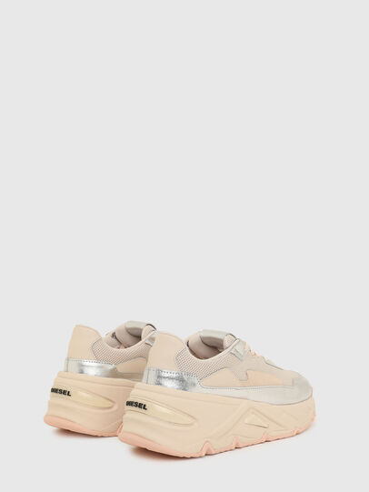 Diesel - S-HERBY LC, Cipria - Sneakers - Image 3