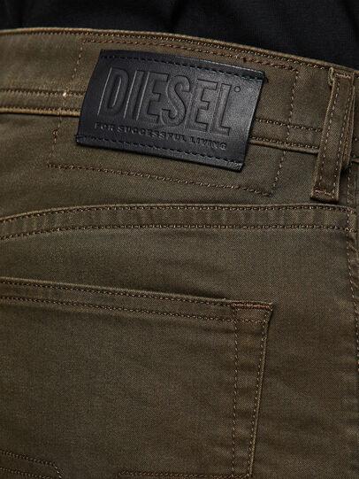 Diesel - Buster 0699P, Verde Militare - Jeans - Image 4