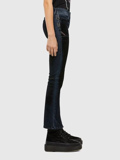 Diesel - Slandy 009KN, Blu Scuro - Jeans - Image 3