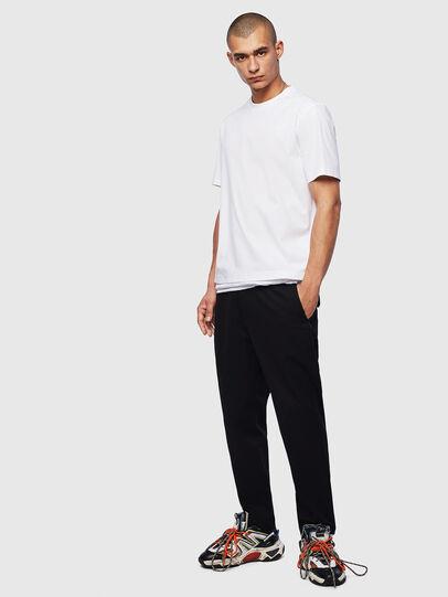 Diesel - T-GLASSY, Bianco - T-Shirts - Image 5