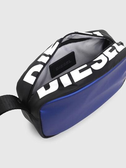Diesel - BOLD POUCH, Blu/Nero - Borse - Image 4