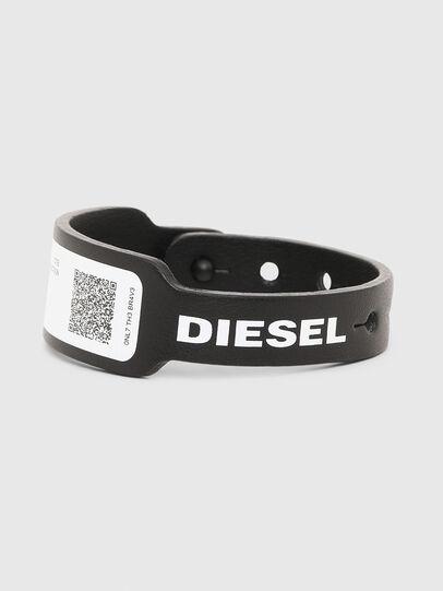 Diesel - A-WARD, Nero - Bijoux e Gadget - Image 1
